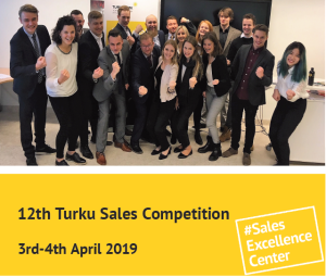 Sales Competition_April 2019